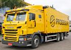 Scania: Obrn�n� vozidla pro brazilsk� Prosegur