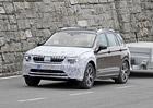 Spy photo: Bude nov� yeti jen VW Tiguan s jinou p��d�?