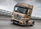 Mercedes-Benz Actros: Limitovaná edice k 20. výročí