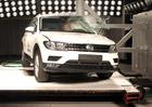 Euro NCAP 2016: Volkswagen Tiguan – Pět hvězd i pro novou generaci