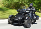 Can-Am Spyder F3 Limited Special Series: V z�v�t��