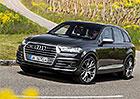 Audi SQ7 TDI v Česku stojí 2.516.900 Kč, importér spustil předprodej