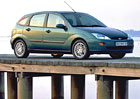 Evropské Automobily roku: Ford Focus (1999)
