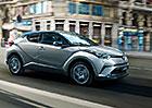 Toyota C-HR: Statické dojmy z hlavního města módy