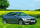 BMW M3 CS generace E46: Britský Clubsport za 782 tisíc korun...