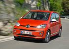 Modernizovan� VW Up! zn� �esk� ceny, 1.0 TSI stoj� 302.900 K�