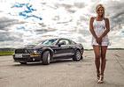 Auto Girl 2016: Holky, auta, ma�iny a ceny za 140.000 K�!