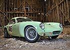 Lotus Elite: Prvn� s�riov� exempl�� z roku 1958 p�jde do aukce