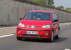 Svezli jsme se s modernizovan�m VW Up!. Jak jezd� turbo-t��v�lec?