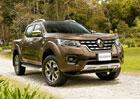 Renault Alaskan: Francouzsk� �arm pro japonsk� pick-up (+video)