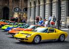 Lamborghini Miura všude kam se podíváte (fotogalerie + videa)