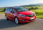 Modernizovaný Opel Zafira má české ceny. Je dražší, ale nabídne více výbavy