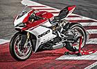 Ducati 1299 Panigale S Anniversario: D�rek k v�ro�� zna�ky (+video)