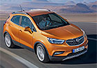 Opel Mokka X: Modernizovan� SUV odhaluje �esk� cen�k