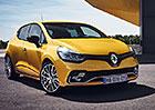 Modernizovan� Renault Clio R.S. nab�z� chytr� diody a v�fuk Akrapovi�