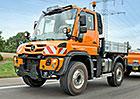 Mercedes-Benz Unimog U 323: Nový vrchol řady U 300