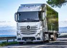 Mercedes-Benz Trucks a schválení alternativních paliv