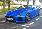 S Jaguarem F-Type SVR do Le Mans: Jak se jede se spor��kem nap��� Evropou?