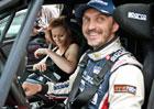 David Vršecký si zahrál na taxikáře. Zákazníky vozil v Subaru WRX STI (+video)