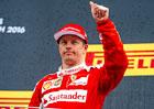 Kimi R�ikk�nen seda�ku pro rok 2017 nem�n�, z�st�v� u Ferrari