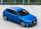 Modernizovan� Audi A3 Sportback 1.0 TFSI v p�edprodeji od 599.900 K�