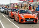 S Jaguarem F-Type SVR do Le Mans: Jak jsme si vy�ekali j�zdu na slavn�m okruhu