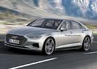 Nov� Audi A6 p�ijede v roce 2018 se zaj�mav�j��m vzhledem