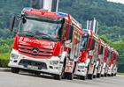 Mercedes-Benz Antos Euro VI pro boj s ohněm