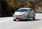 Spy video: Premi�ra nov�ho Nissanu Micra se bl��