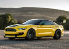 "Ford Shelby GT350 Mustang ""Ole Yeller"": Inspirován letadlem i pilotem (+video)"