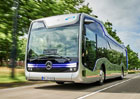 Mercedes-Benz Future Bus: Autonomní autobus pro blízkou budoucnost (+video)