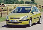 Evropské Automobily roku: Peugeot 307 (2002)