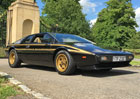 Lotus Esprit: Showcar v barvách JPS na prodej