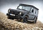 Mercedes t��dy G: Nov� generace p�inese technick� i vzhledov� zm�ny
