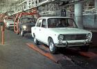 Lada slaví 50 let, podívejte se na unikátní snímky z výroby žigulíku