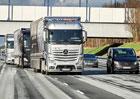 Autonomní řízení a skupinová jízda: Technika předbíhá zákony