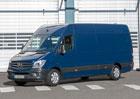 Dodávka Mercedes-Benz na CNG: S kompresorem