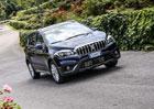 Suzuki S-Cross: Facelift s novou přídí oficiálně