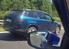 Škoda Kodiaq přistižena na D11 jen s minimálním maskováním!