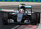 VC Maďarska F1 2016: Hamilton odolal Rosbergovi i Ricciardovi