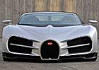 Bugatti Chiron: Takto mohl vypadat nástupce Veyronu