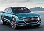 Audi chyst� do roku 2020 t�i elektromobily, chce i vod�kov� auto
