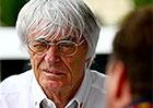 Bernie Ecclestone: Vl�dci F1 z�ejm� unesli tchyni, m� zaplatit p�es 900 milion�