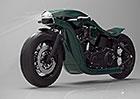 Harley-Davidson Jever Edition: Futuristický stroj s příchutí piva