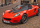 Lotus Elise: Nov� generace doraz� na konci desetilet�