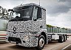 Mercedes-Benz Urban eTruck: Elektrick� budoucnost n�kladn� dopravy (+video)