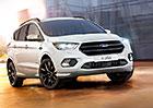 Ford Kuga ST-Line: Sportovní styl i pro SUV. Silný motor však není podmínkou