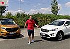 Vyzkou�eli jsme parkovac� asistenty velk�ch SUV. Kde je probl�m? (video)