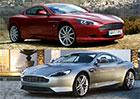 Aston Martin DB9 končí. Připomeňte si krásného Brita ve velké fotogalerii