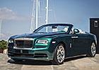 Rolls-Royce op�t inspirovalo Smaragdov� pob�e��